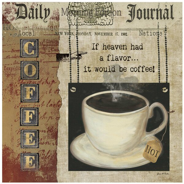 Coffee Heaven Occasions Trivet by Thirstystone