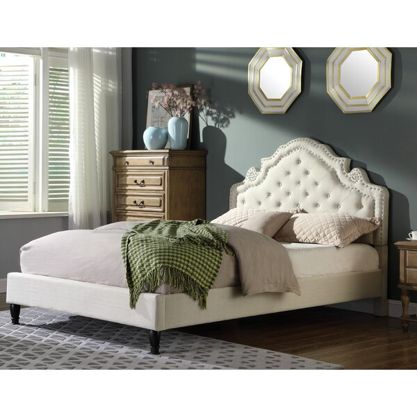 Scituate Upholstered Platform Bed By Red Barrel Studio by Red Barrel Studio Great Reviews