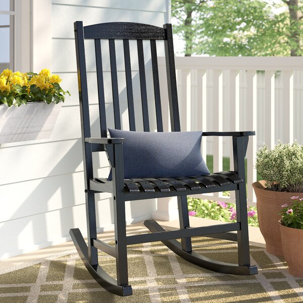 Abasi Rocking Chair by Sol 72 Outdoor