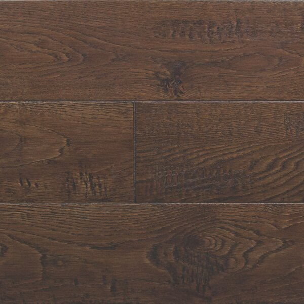 7 Engineered Oak Hardwood Flooring in Rustic Autumn by Somerset Floors
