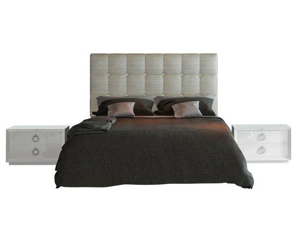 Berkley Panel 3 Piece Bedroom Set by Orren Ellis