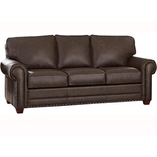 Lexus Leather Sofa