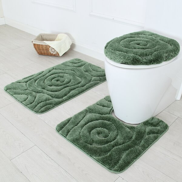 Prestige 3 Piece Bath Rug Set by Daniels Bath
