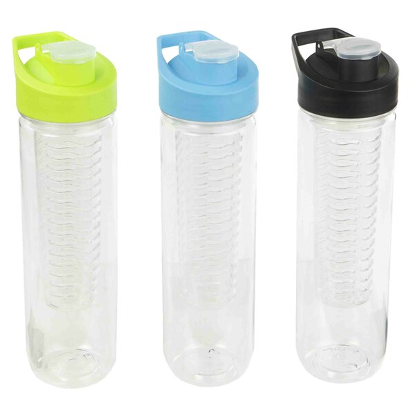 Sports 24 oz. Water Bottle with Infuser by Symple Stuff