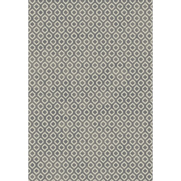 Stratford Platinum Gray Area Rug by Mayberry Rug