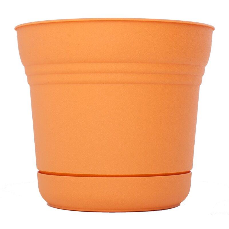 Saturn Plastic Pot Planter