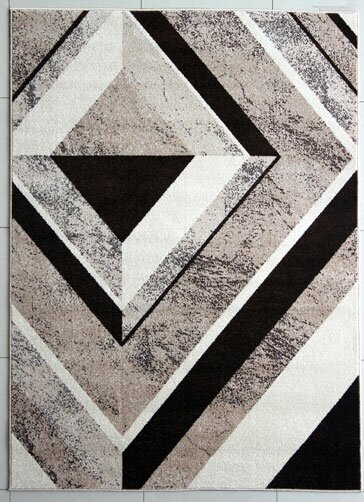 Berber/Brown Area Rug by Rug Tycoon