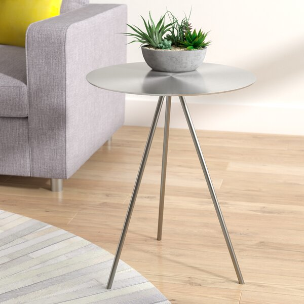Treece End Table by Wade Logan
