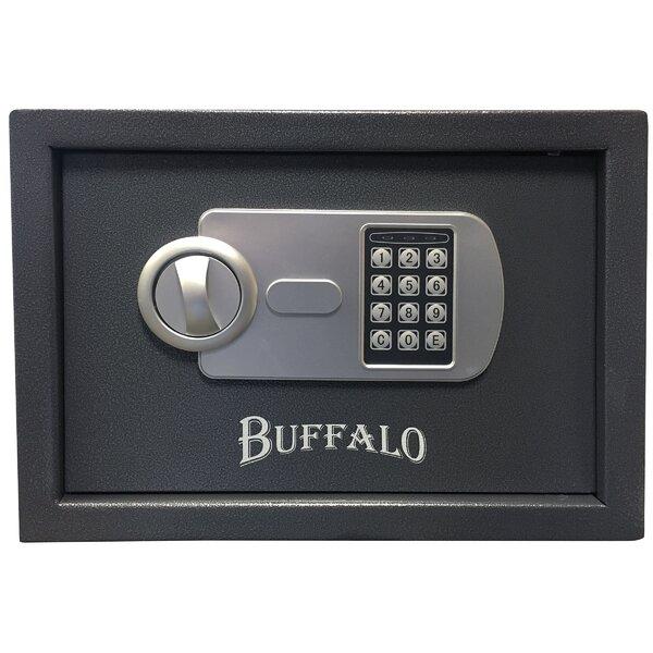 Buffalo Outdoor Pistol Key Lock Safe Box by SportsmanBuffalo Outdoor Pistol Key Lock Safe Box by Sportsman