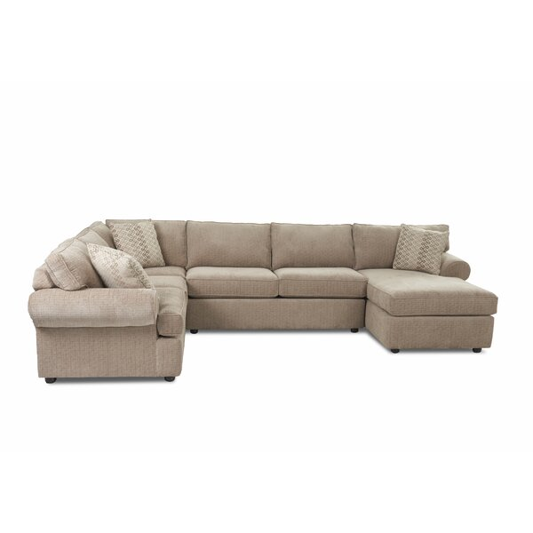 Cartee Sectional by Red Barrel Studio