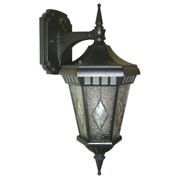 Gaddy 1-Light Outdoor Wall Lantern by Astoria Grand