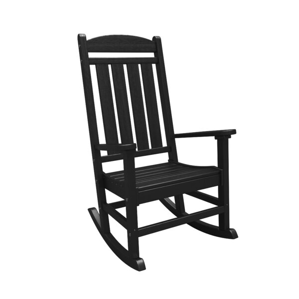 Uur Porch Rocking Chair by August Grove