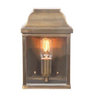 Online Reviews Neubauer Outdoor Wall Lantern By Beachcrest Home