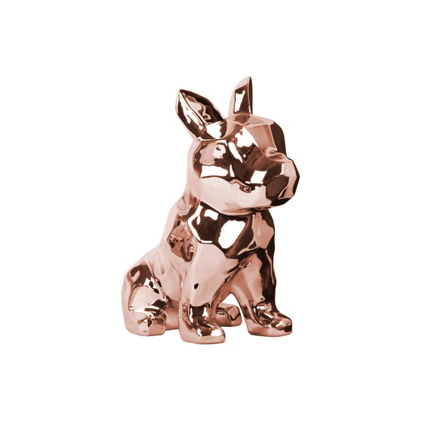 Swanley Standing Dachshund Dog Figurine by Ebern Designs