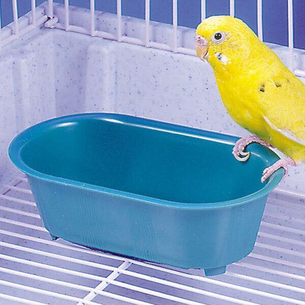 Plastic Birdbath by Penn Plax