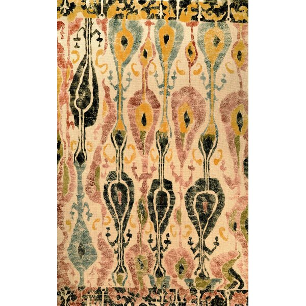 Natura Paisley Area Rug by nuLOOM