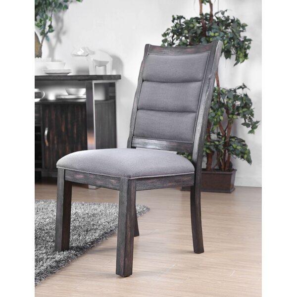 Almeda Upholstered Dining Chair (Set of 2) by Brayden Studio Brayden Studio