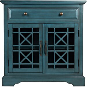 Daisi 1 Drawer 2 Door Accent Cabinet
