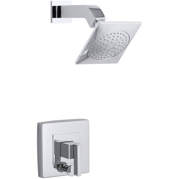 Loure Rite-Temp Shower Trim with Diverter by Kohler Kohler