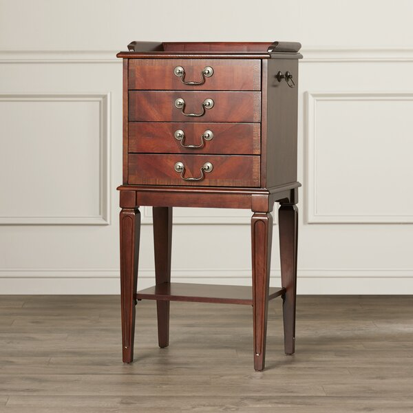 Beddington 4 Drawer Accent Chest by Astoria Grand Astoria Grand