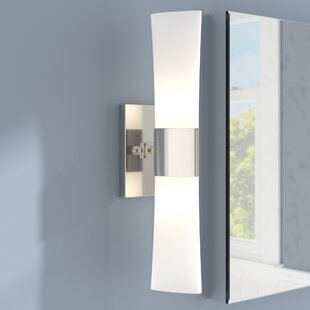 Shop for Cheval 2-Light Bath Sconce By Ebern Designs