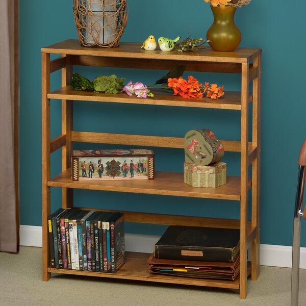 Gorgas Flip Flop Etagere Bookcase By Rebrilliant