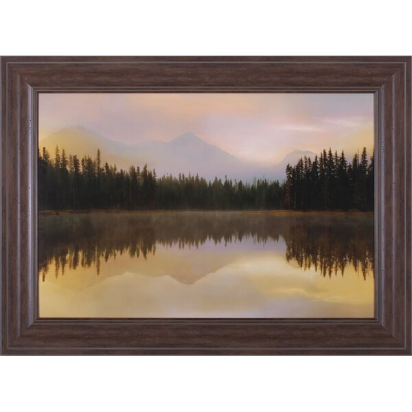 Twilight Reflection by Danita Delimont Framed Photographic Print by Art Effects