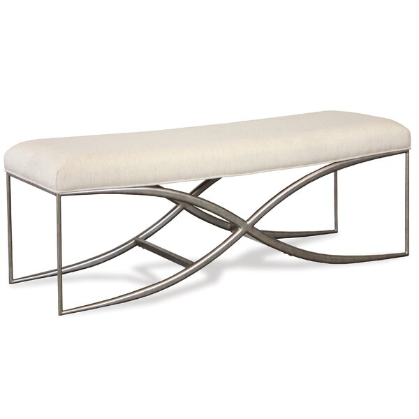 Burnard Upholstered Bench by Brayden Studio