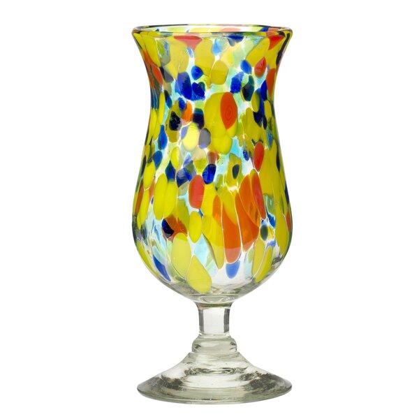 Hermanson Hurricane Drinking 15 oz. Glass Liqueur Glass (Set of 4) by Latitude Run