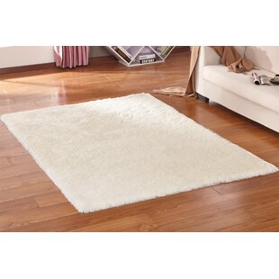 Price comparison Lurex White Hand Tufted Area Rug By Rug Factory Plus