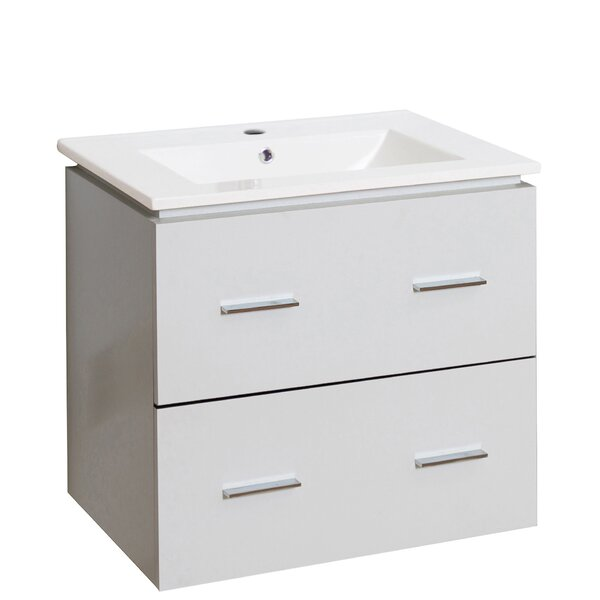 Kyra 24 Single Bathroom Vanity by Orren Ellis