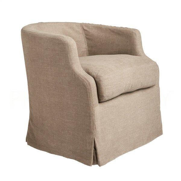 Michael Swivel Barrel Chair