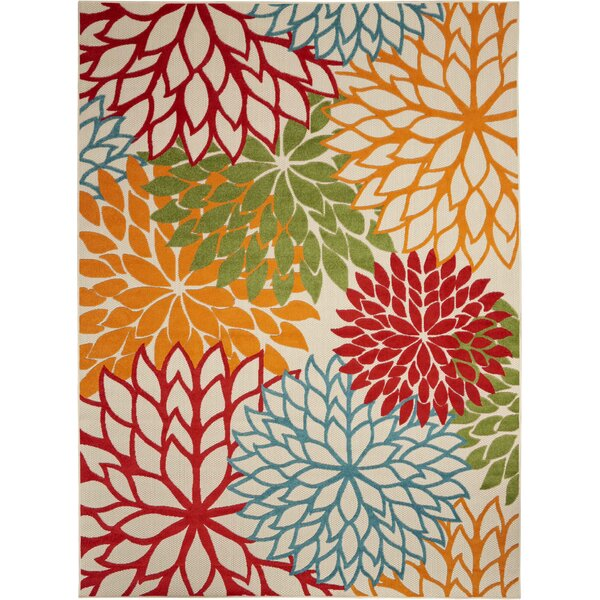 Muirhead Green Area Rug by Andover Mills