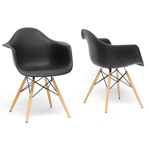 Tabiauea Arm Chair (Set of 2) by Latitude Run