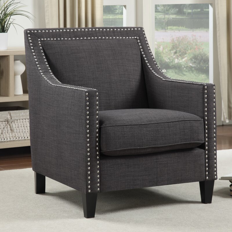 Three Posts Rotterdam Armchair Amp Reviews Wayfair