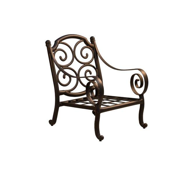 Westhampton Patio Chair by Fleur De Lis Living