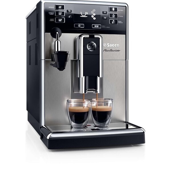 Phillips PicoBaristo Automatic Espresso Machine by Saeco