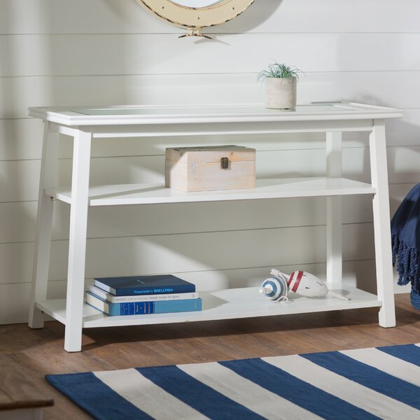 Meagan Console Table by Beachcrest Home