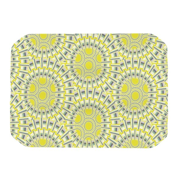 Sprouting Cells Placemat by KESS InHouse
