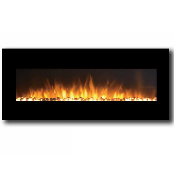 Baretta Wall Mounted Bio-Ethanol Fireplace by Orren Ellis