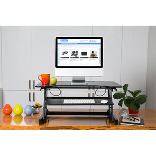 Janette Height Adjustable Standing Desk Converter