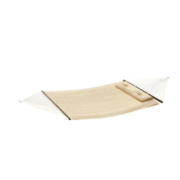 Hendrix Woven Double Tree Hammock by Red Barrel Studio
