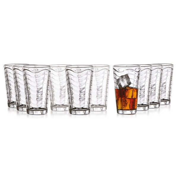 17 oz. Beverage Glass (Set of 10) by Style Setter