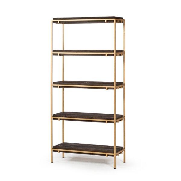 Cybulski Standard Bookcase by Brayden Studio