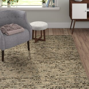 Stefanie Hand-Knotted Wool/Cotton Blue/Multi Area Rug by Langley Street