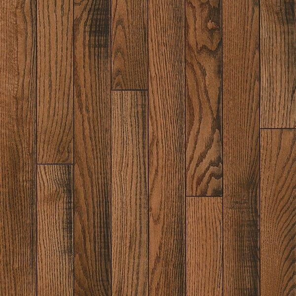 3 1 4 Solid Oak Hardwood Flooring In Renewed Mink By Armstrong Flooring.