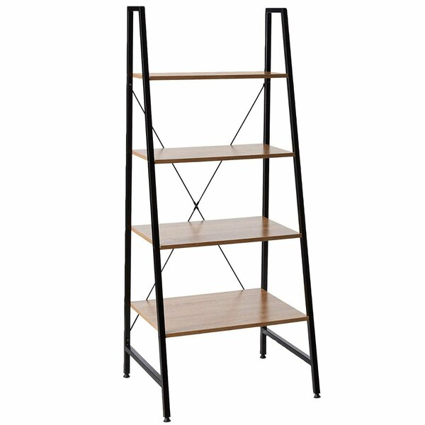 Foltz Home Office Ladder Bookcase By Gracie Oaks