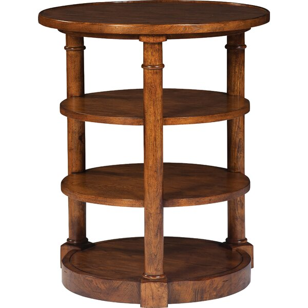 Townsend Round End Table by Fairfield Chair