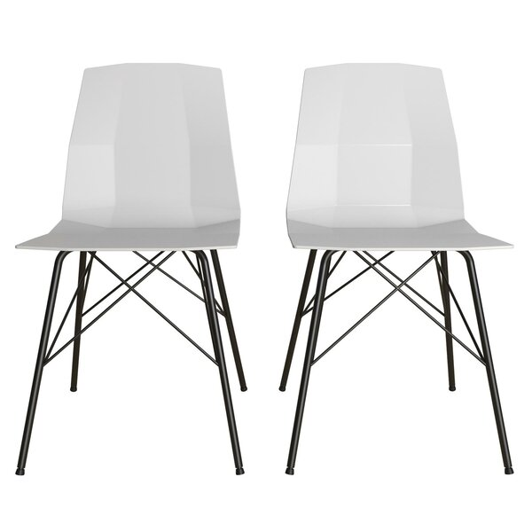 Riley Molded Side Chair (Set Of 2) By CosmoLiving By Cosmopolitan