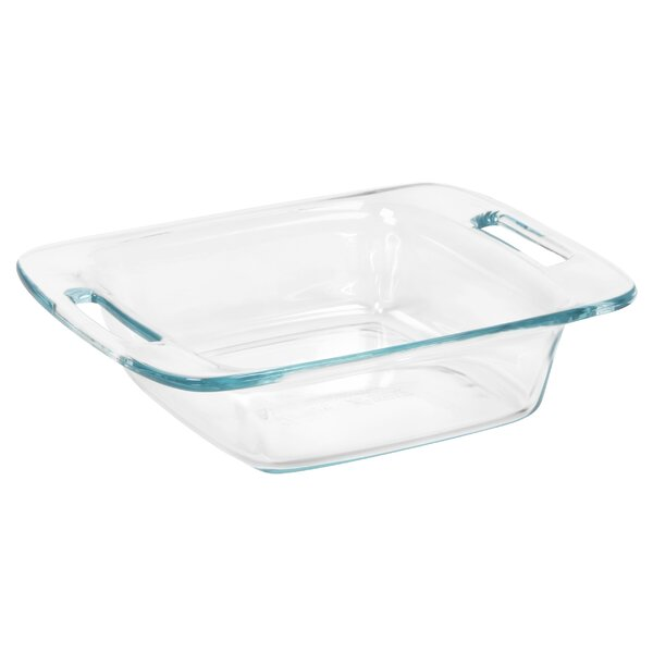 Easy Grab Square Baking Dish by Pyrex